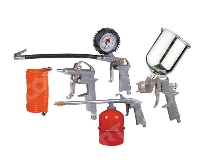 5pcs AIR TOOLS SET